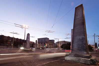 Obelischi di Piazza Di Vittorio